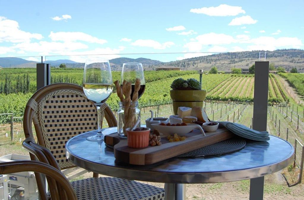 Appetizers Vineyard View